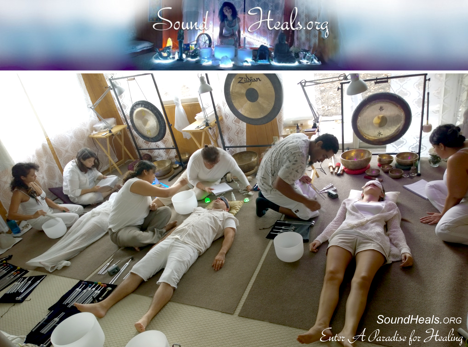 Sound Healing Los Angeles
