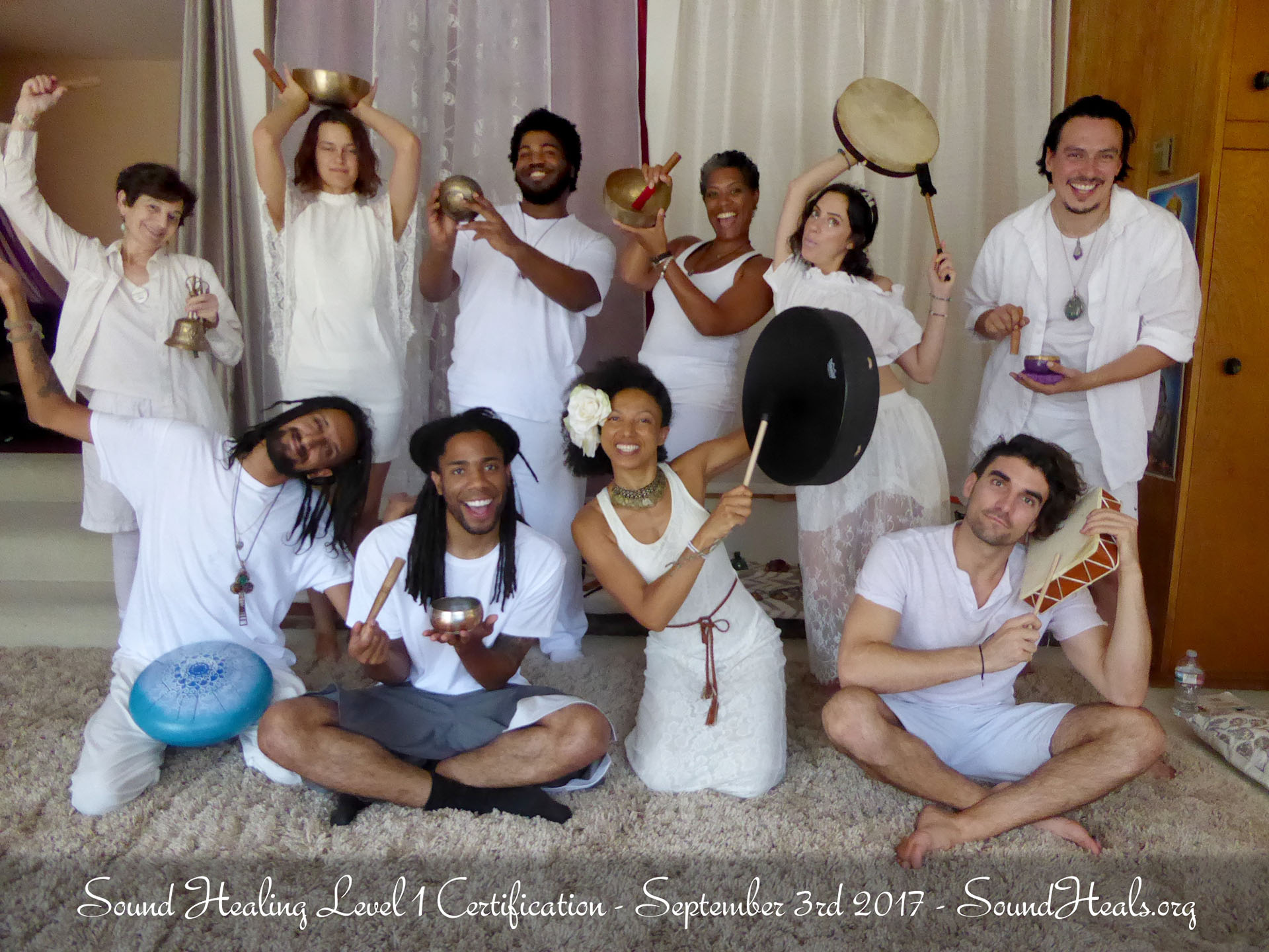 Sound Healing - SoundHeals.org
